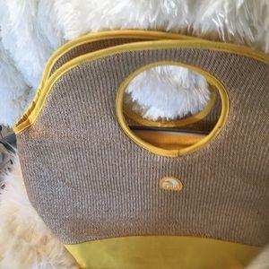 Handbags - Igloo tote style cooler. Zipper closure.